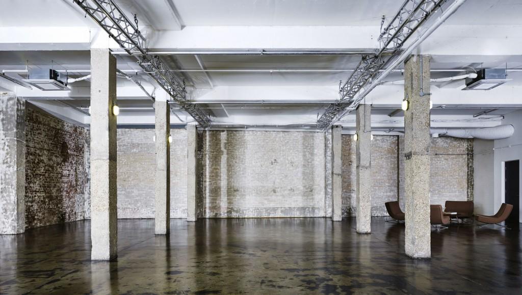 Warehouse, Studio Spaces E1