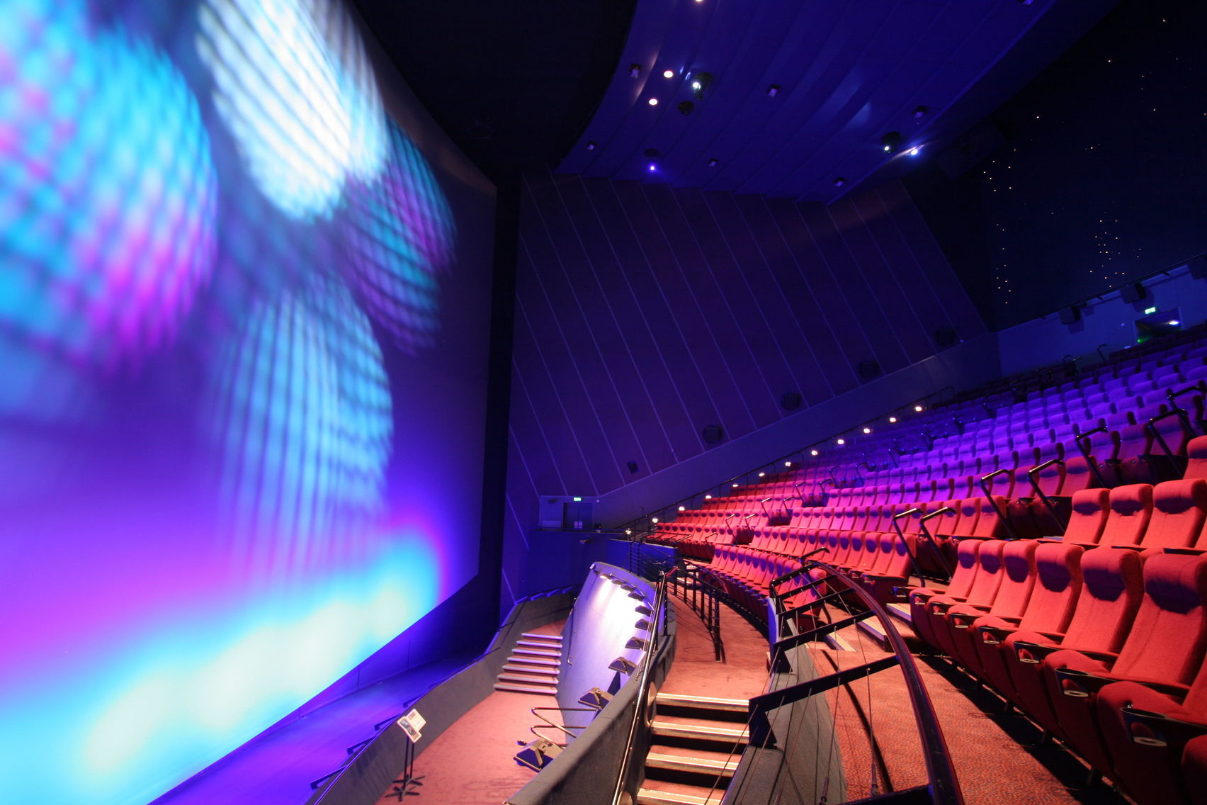 cinema hire at London's BFI IMAX