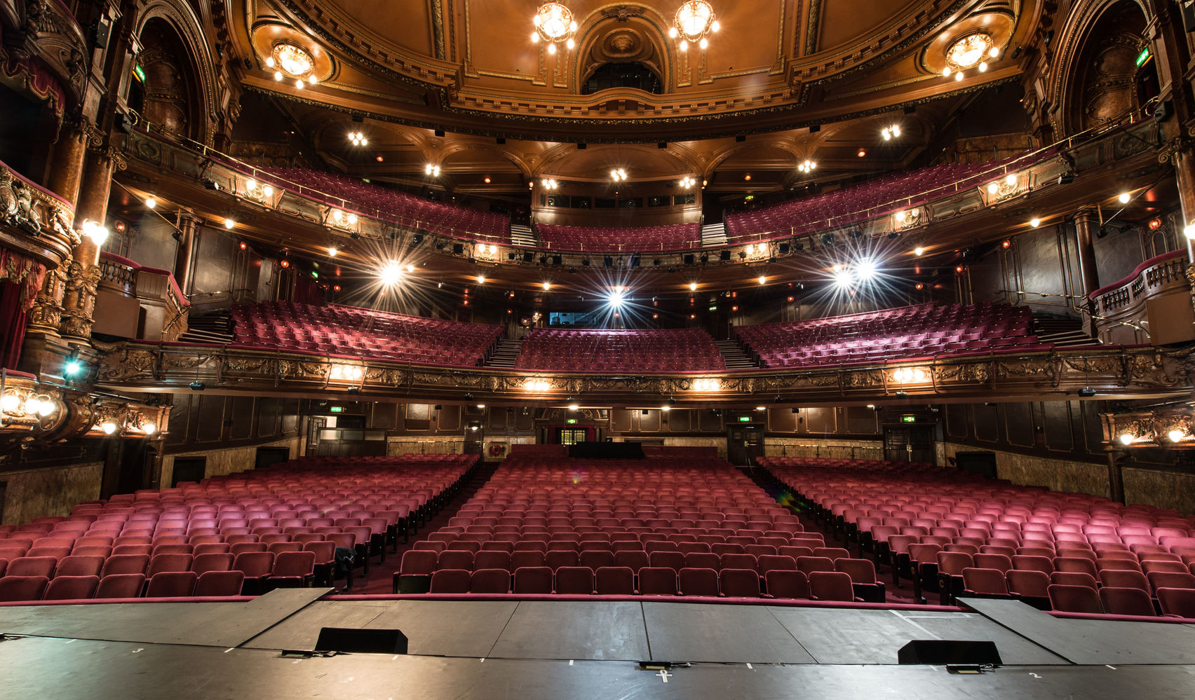 top theatres for hire in london from headbox