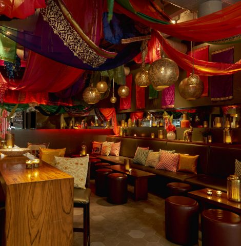 Anise Bar, Cinnamon Kitchen, party venues london, office party