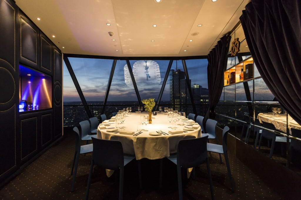 Top meeting rooms in the city of london from headbox for Best private dining rooms city of london