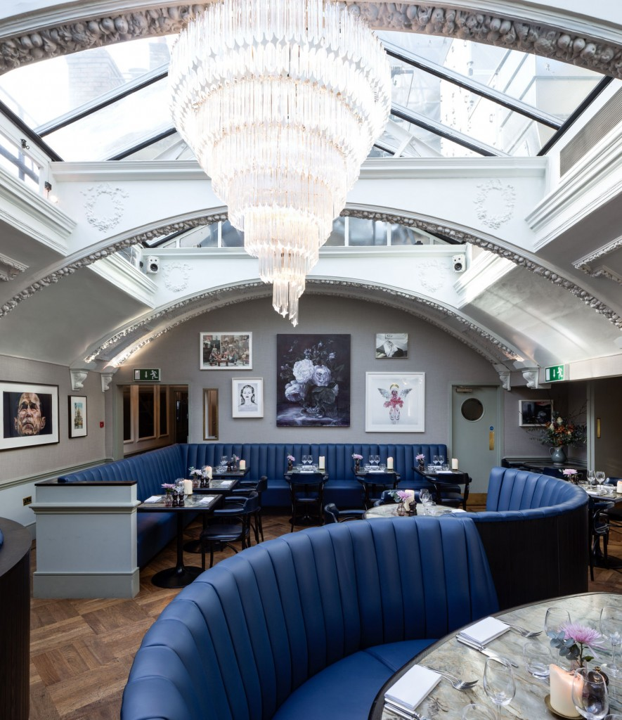 Best luxury restaurants in london from headbox for O bar private dining room