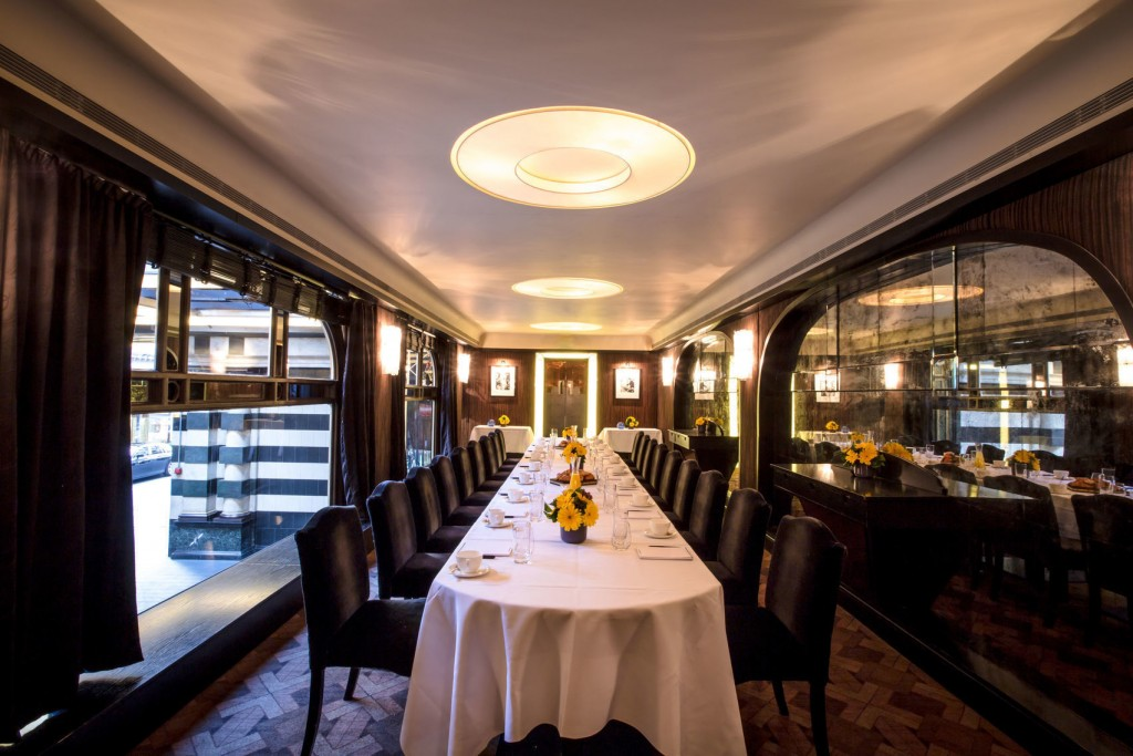 Best luxury restaurants in london from headbox Small dining rooms london