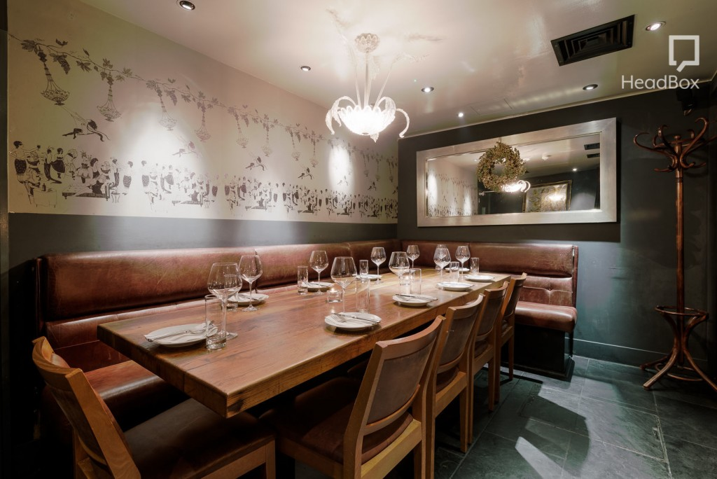 Dehesa, Private Dining Rooms London