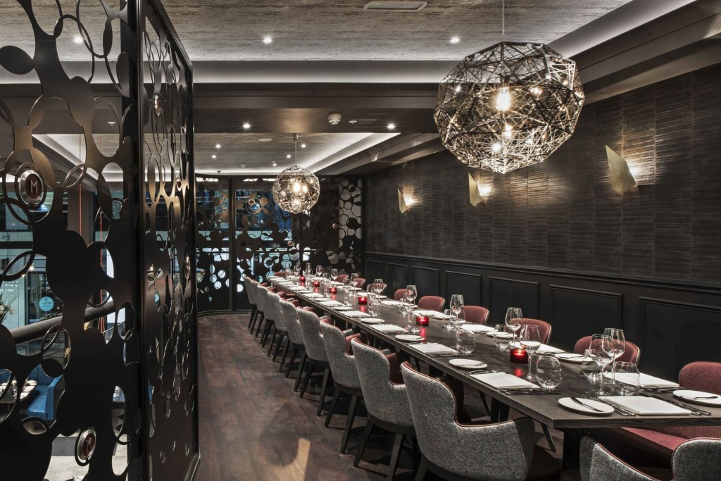 best private dining rooms in london city from headbox!