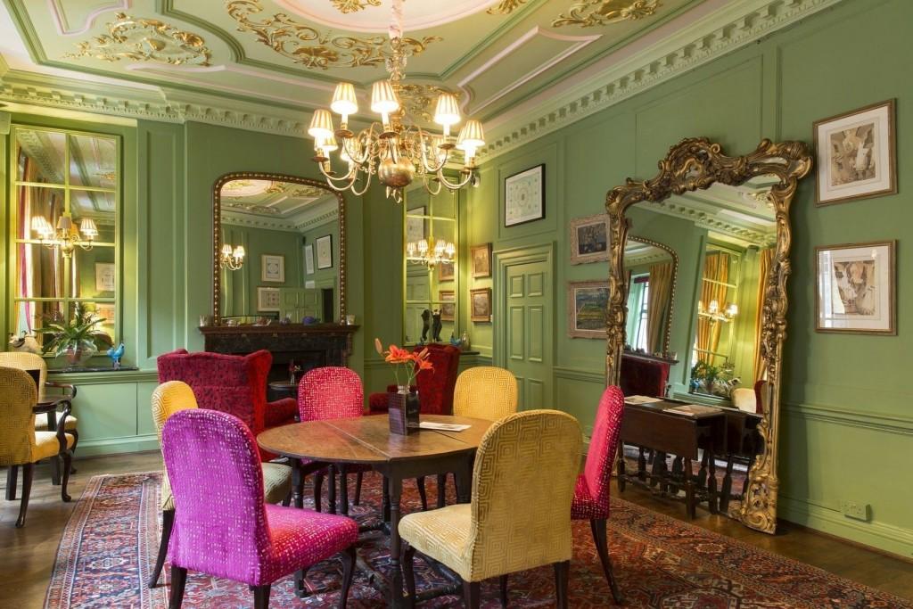 L'Escargot, restaurant, private dining soho