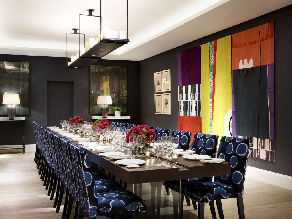 Best private dining in soho from headbox for Best hotel dining rooms