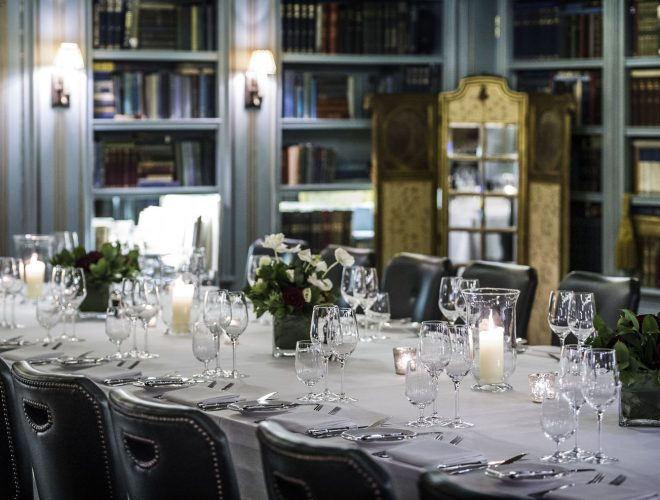 Swallow Street Room, private dining soho