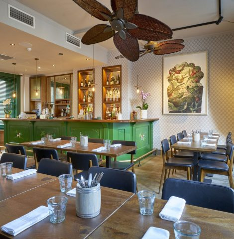 Bazaar private dining room covent garden