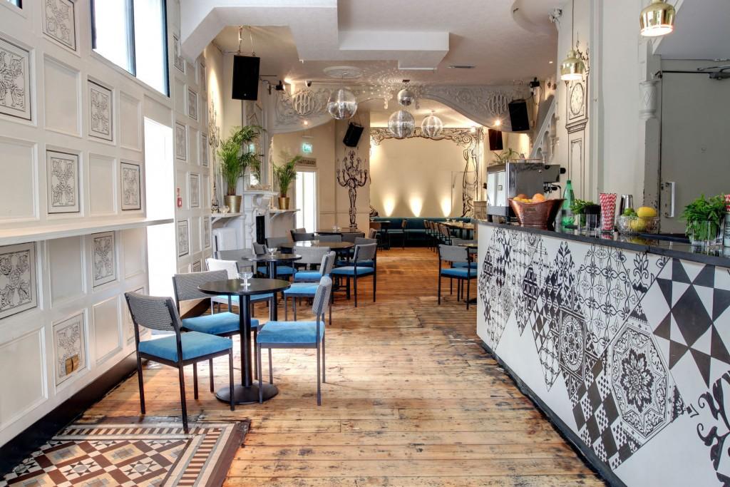 The Parlour Bar, The Dead Dolls House Islington, unusual party venues London