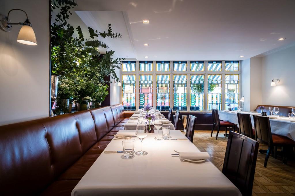 The Restaurant, Quo Vadis, private dining soho