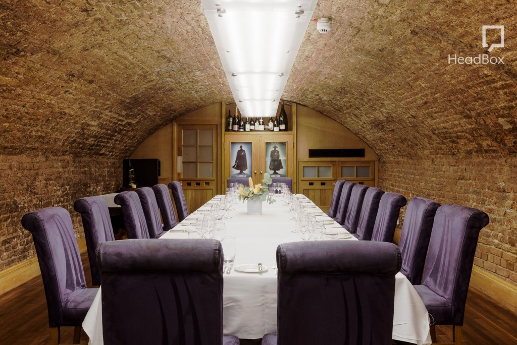 Best private dining rooms in london from headbox for Best private dining rooms in london