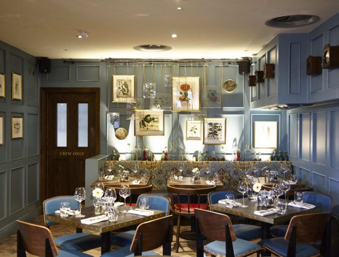 The Snug, The Tea Merchant, pubs with private rooms London