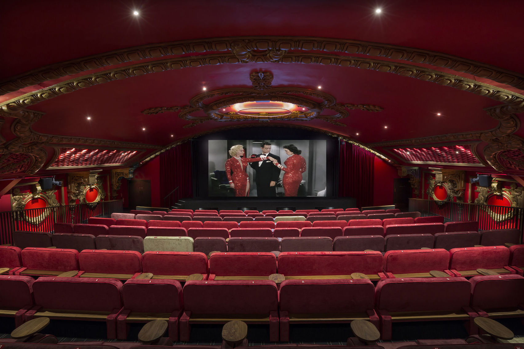 A screening room in Bristol : great venue hire bristol