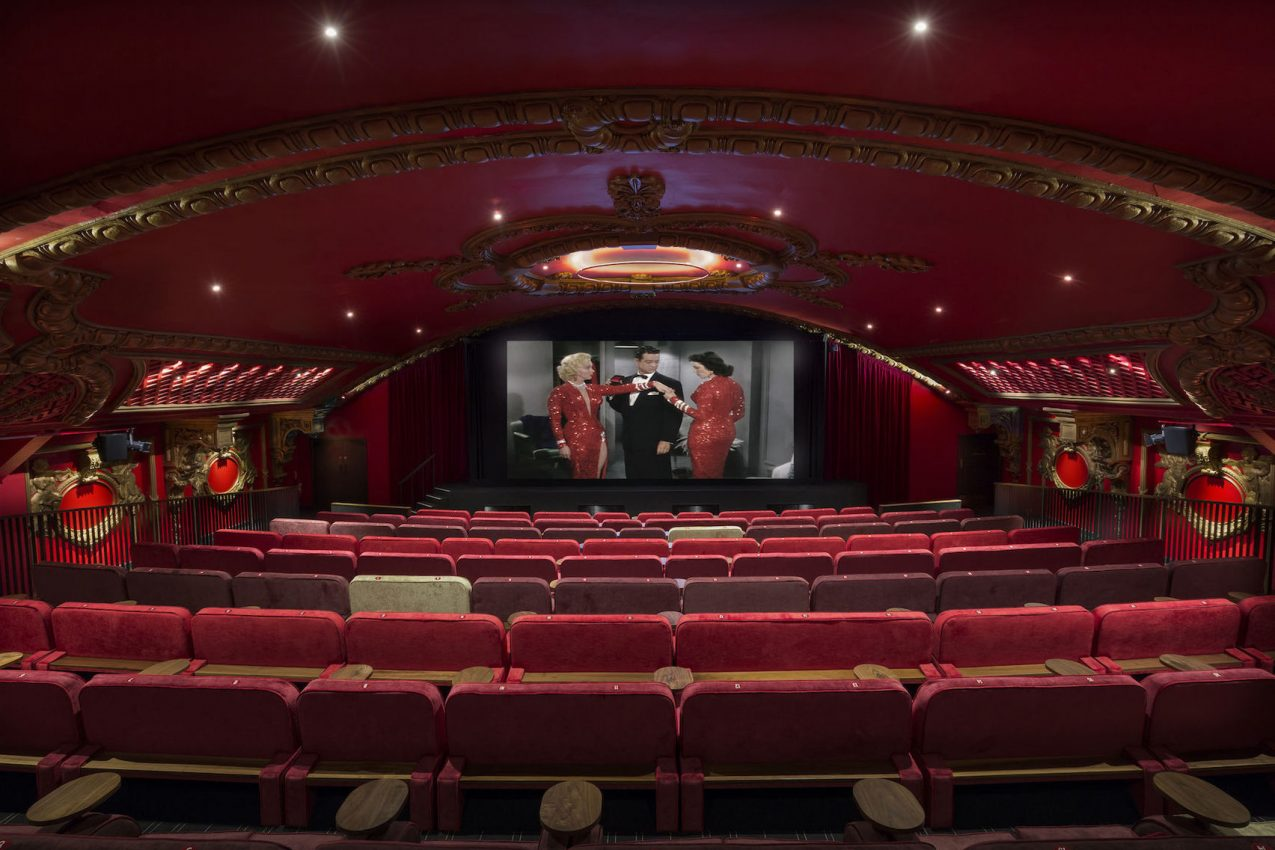 A screening room in Bristol : great venue hire bristol
