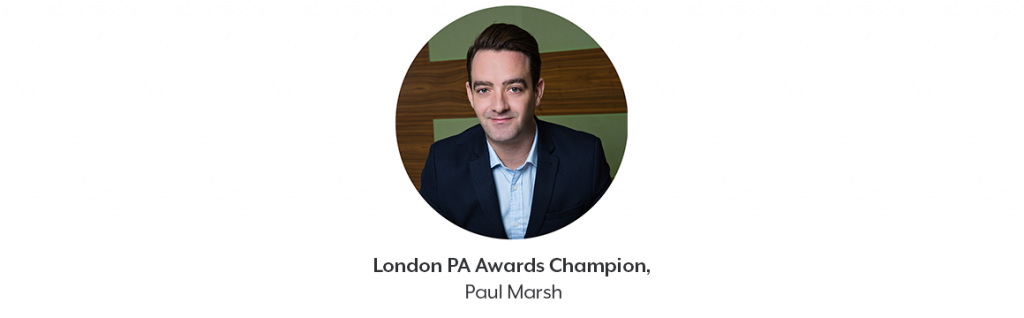 Paul Marsh blog banner