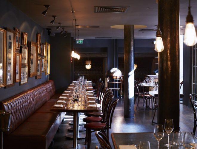 Jamie Oliver Fifteen restaurant