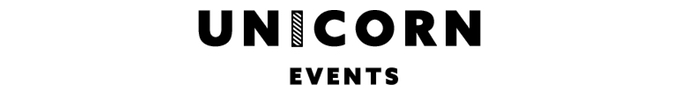 Unicorn events slim logo