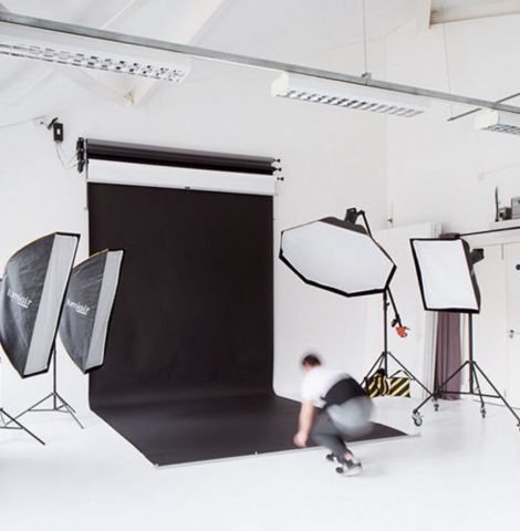 boutique photography studio hire london