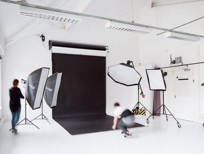boutique photography studio hire london