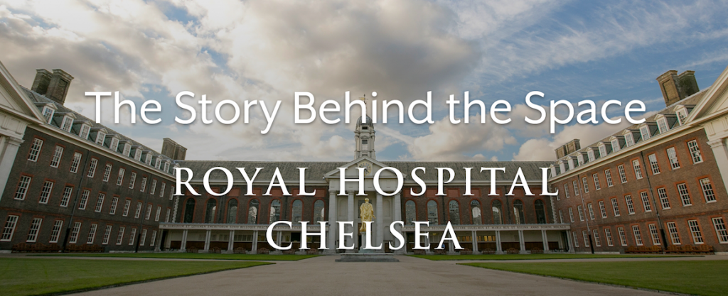 """The Story Behind the Space: Royal Hospital Chelsea"""