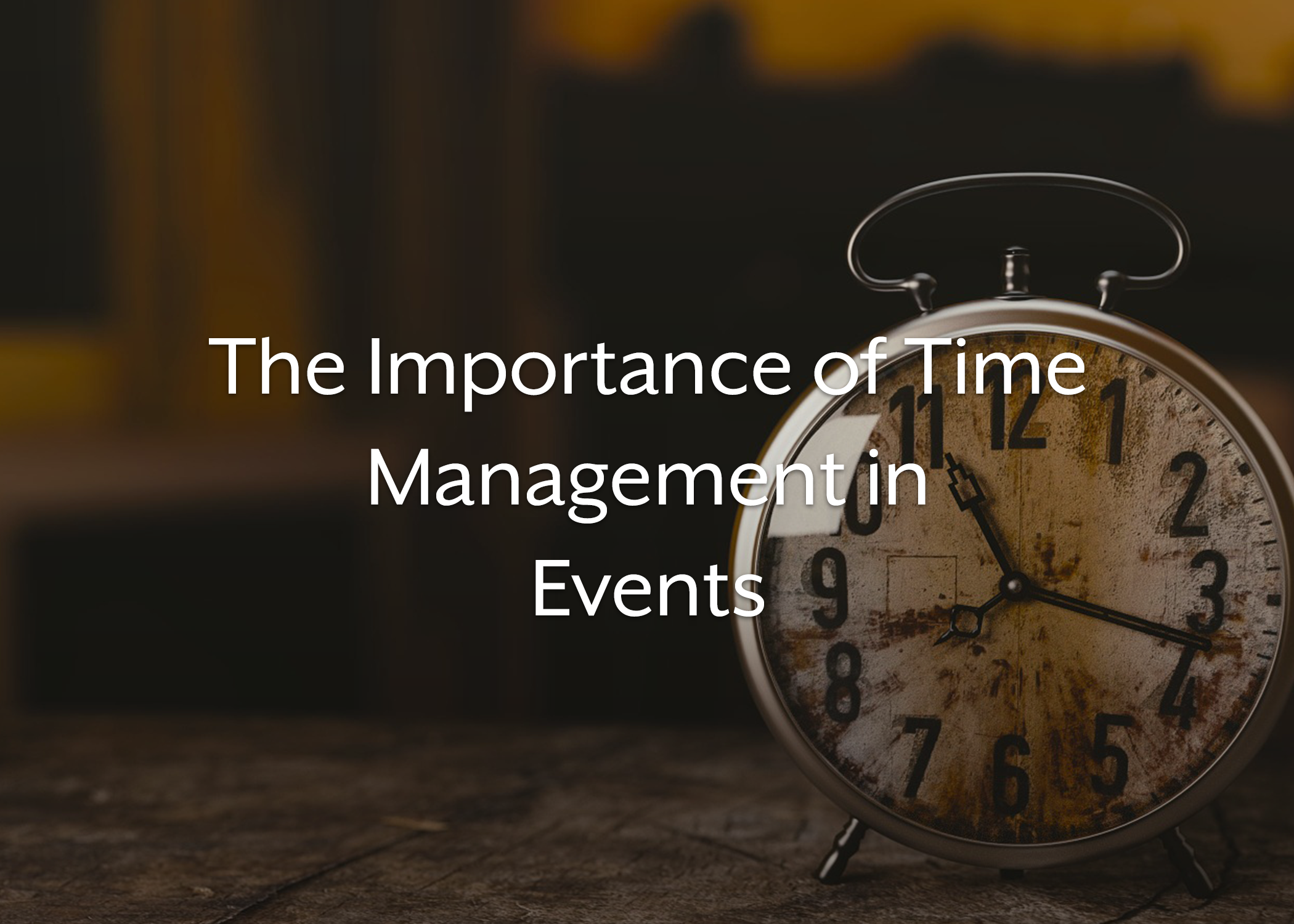 importance of managment From the experience, i recognized the importance of time management and teamwork i identified that stress management is a weakness for me especially some activity make me stress i also emphasized the important learning from my session and these learning are very important and strong influence for my life.