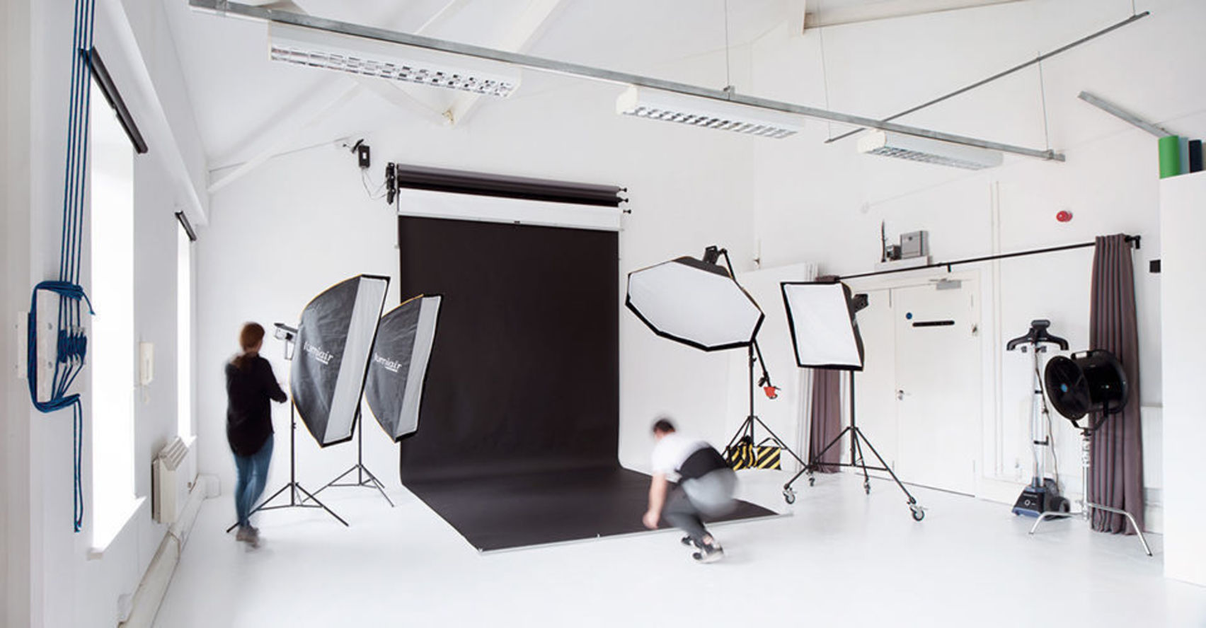 How to Design a Photography Studio