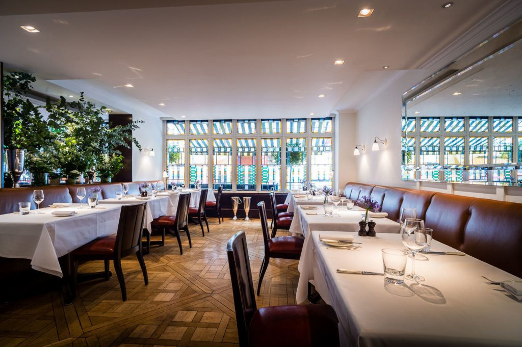 quo vadis private dining room London