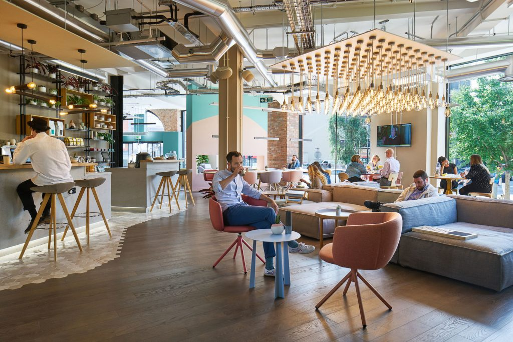 A great option for venue hire London. A light, bright airy event Space with modern furnishings and stylish design.