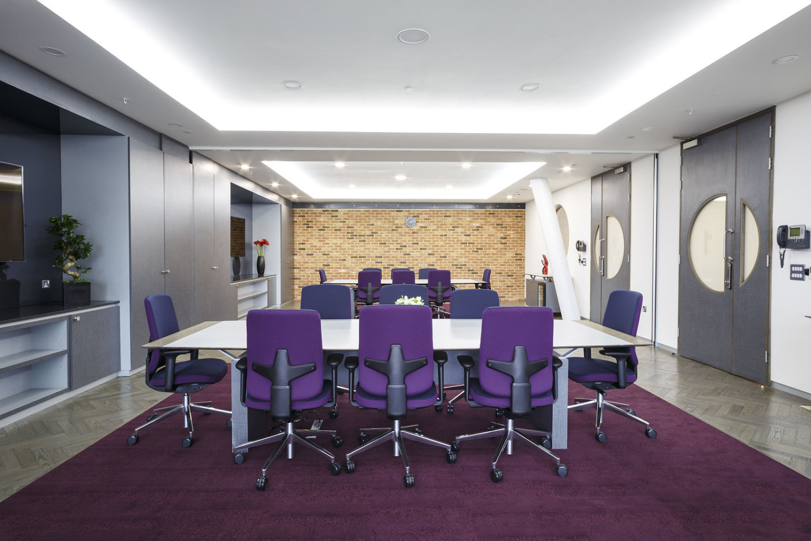meeting room lounges at excel london