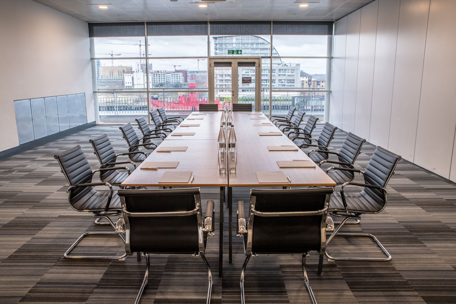 meeting rooms at excel london
