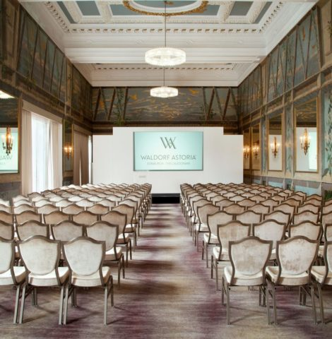 A large Edinburgh Conference venues