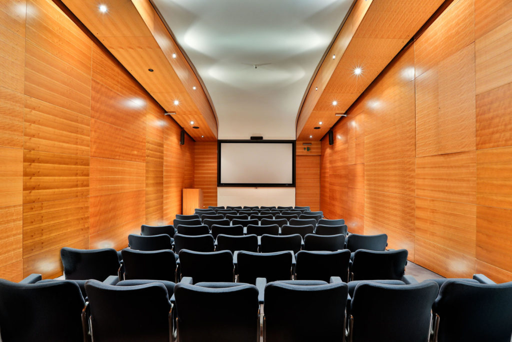 screening room at Somerset House