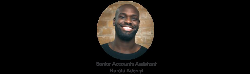 Harold Adeniyi Senior Accounts Assistant at HeadBox