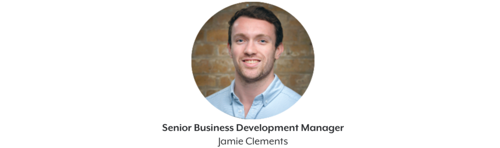 Jamie Clements Senior Business Development Manager at HeadBox