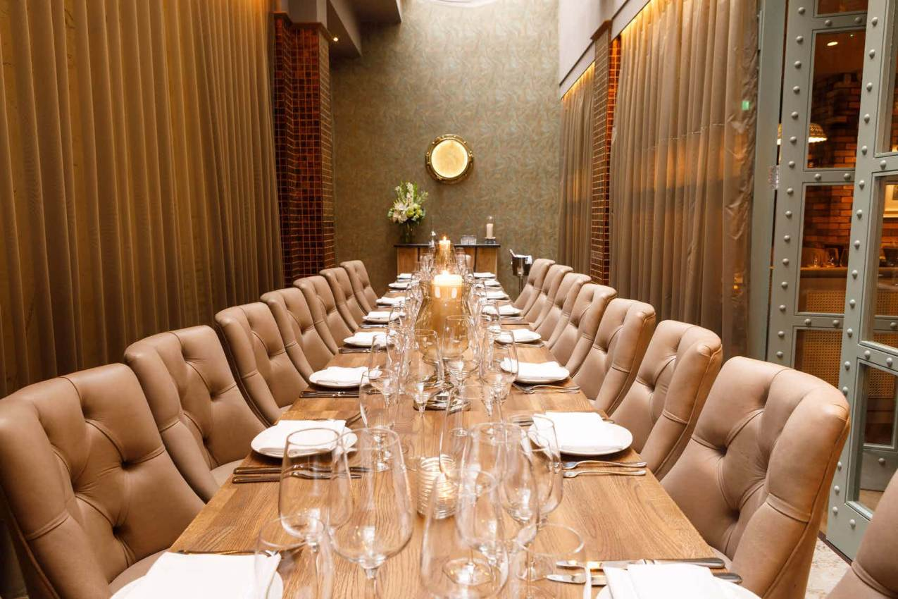 dublin private dining room